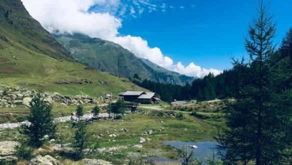 Malghe in Val Passiria con passeggino