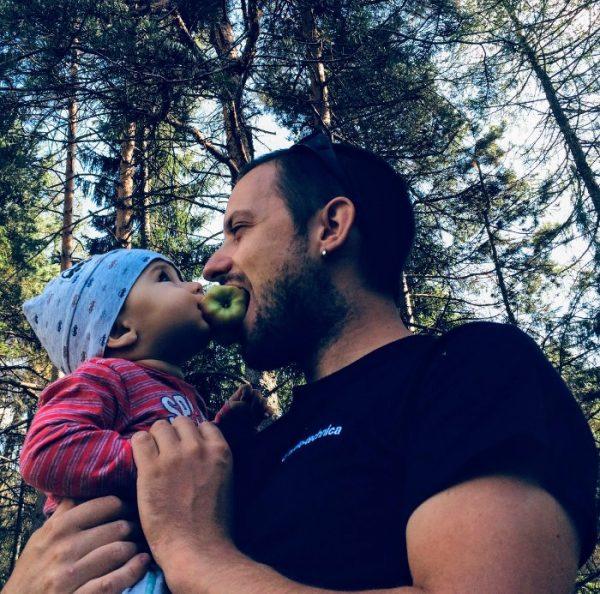 Consigli per escursioni in montagna con neonati
