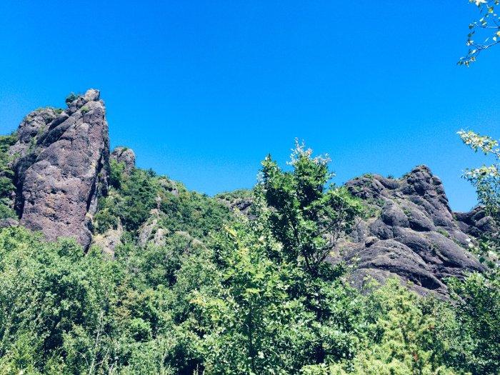 Il Monte Calvario nel Parco delle Ofioliti