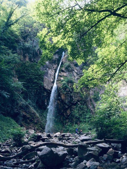 Cascata di Brandis