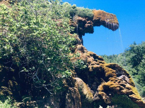 Cascata di Labante