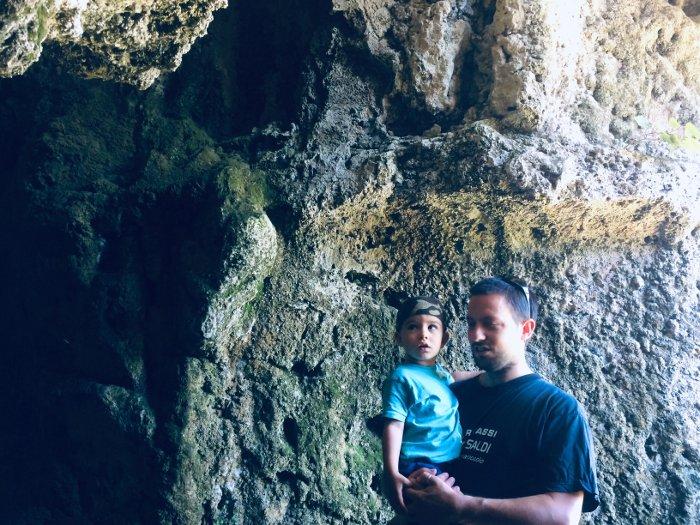 Lo stupore delle grotte
