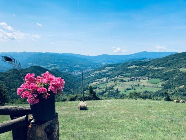 due itinerari in Val di Taro