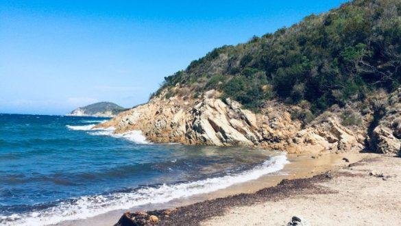 Isola d'Elba occidentale: 4 spiagge libere e selvagge