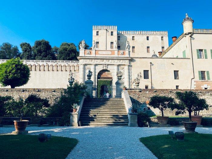 Il castello di Catajo nel padovano