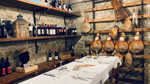 Quattro imperdibili ristoranti nell'Appennino Tosco Emiliano