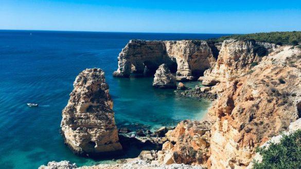 Trekking costiero in Algarve