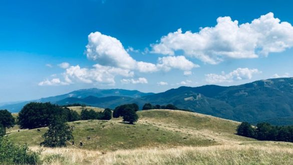 Rifugio Lagdei e Monte Tavola