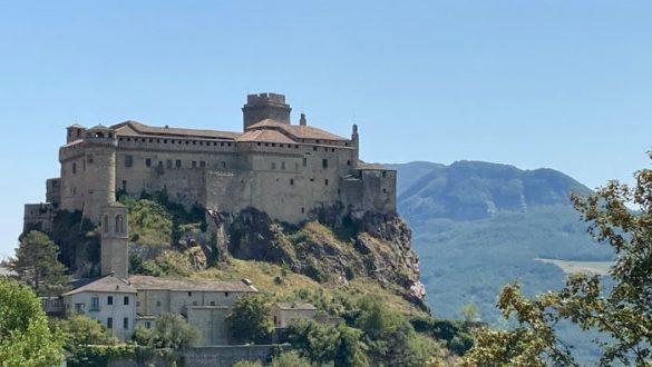 Castello di Bardi per #italia4per4