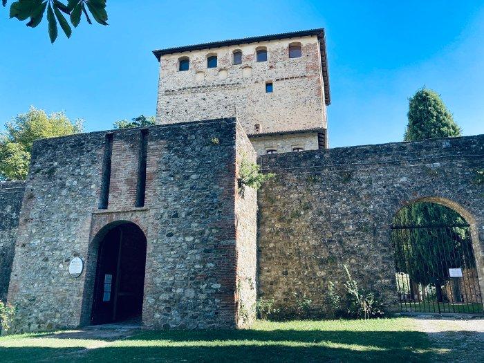 Cosa vedere a Bobbio: il Castello Malaspina Dal Verme