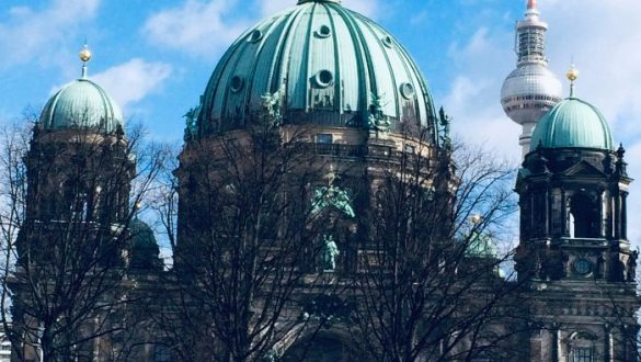 itinerari a piedi a Berlino