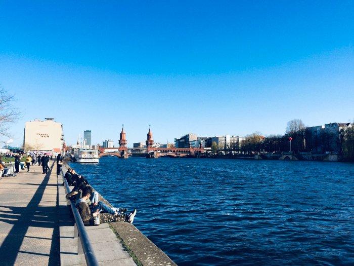 Itinerari a piedi nel cuore di Berlino
