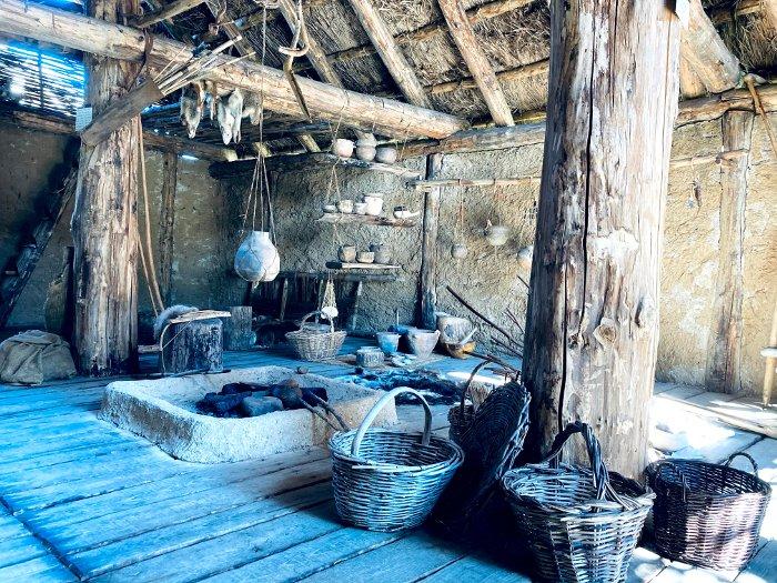 Le capanne neolitiche di Travo (PC)