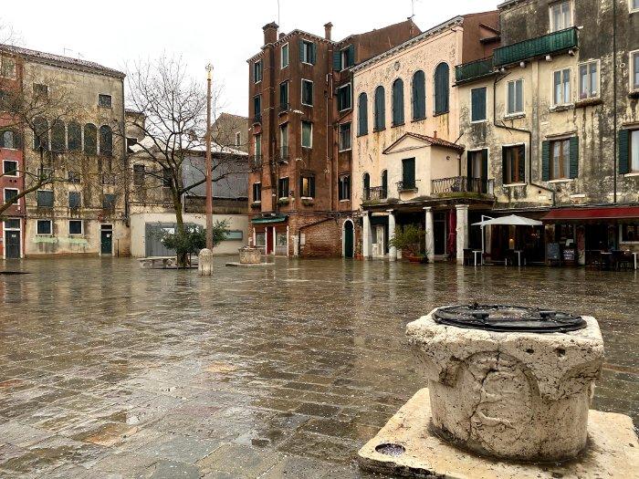 Il quartiere ebraico di Venezia