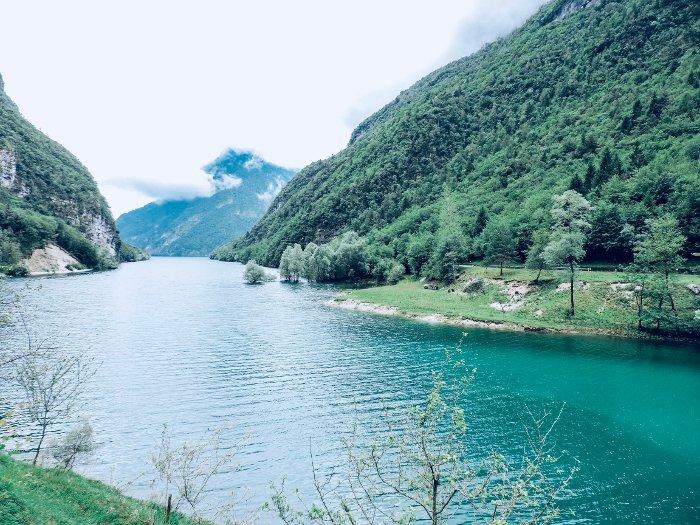 Il Lago di Mis in Veneto