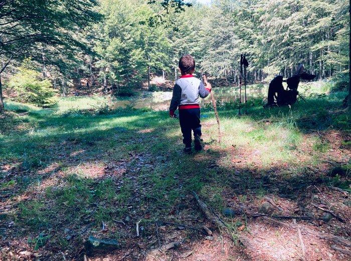 Escursione in montagna: cosa portare per i bambini