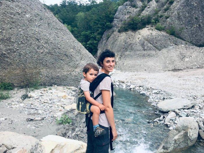 Escursioni in montagna con bambini