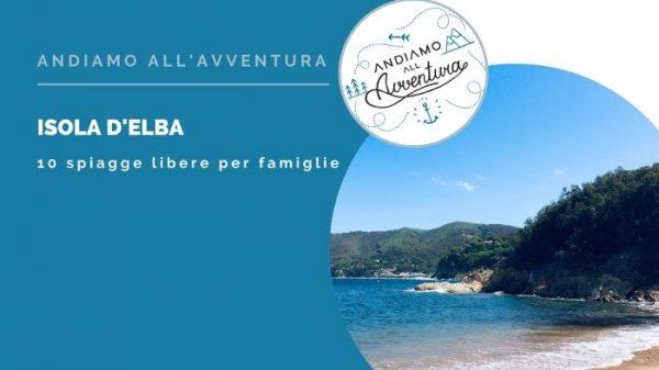 guida spiagge per famiglie isola d'elba