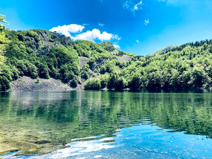 Escursione al Lago Santo Parmense
