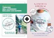 Mini Guida Appennino + Maglietta ufficiale di Andiamo all'Avventura (25euro)