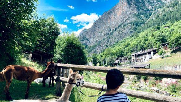 Escursioni in Val Maira con bambini