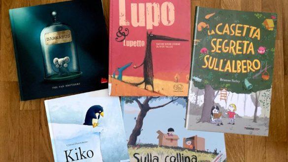 5 libri per bambini sull'amicizia