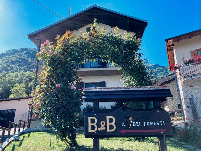 B&B Il Cuore dei Foresti