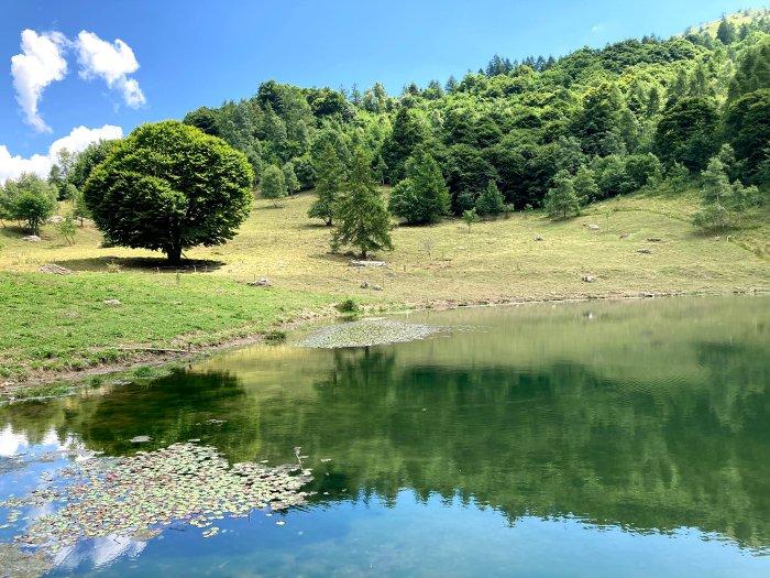 Lago di gourc