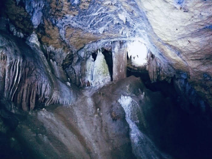 Grotte di Castelcivita in Cilento