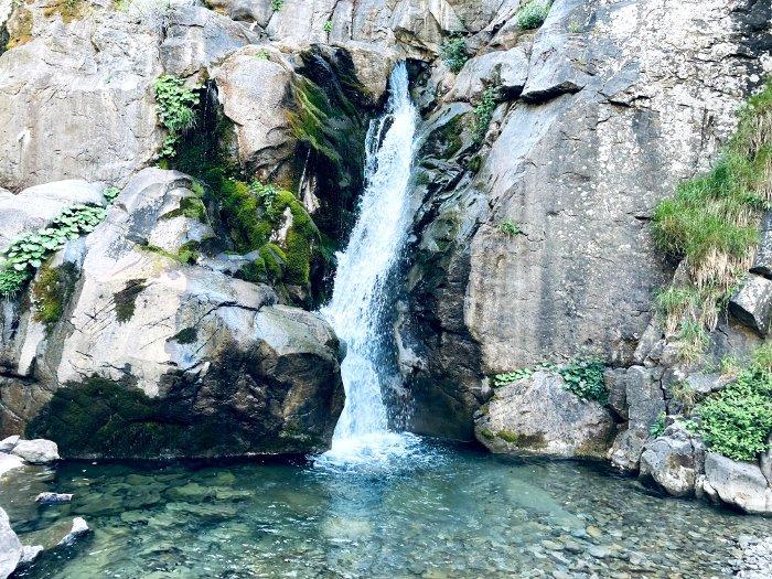 Cascate di Sant'Annapelago: la Cascadora