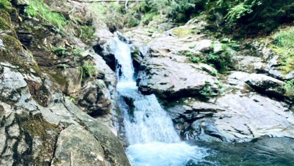 le cascate di sant'annapelago
