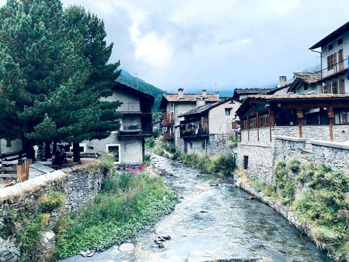 Borghi più belli d'Italia: Chianale