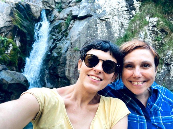 Escursione alle Cascate di Sant'Annapelago