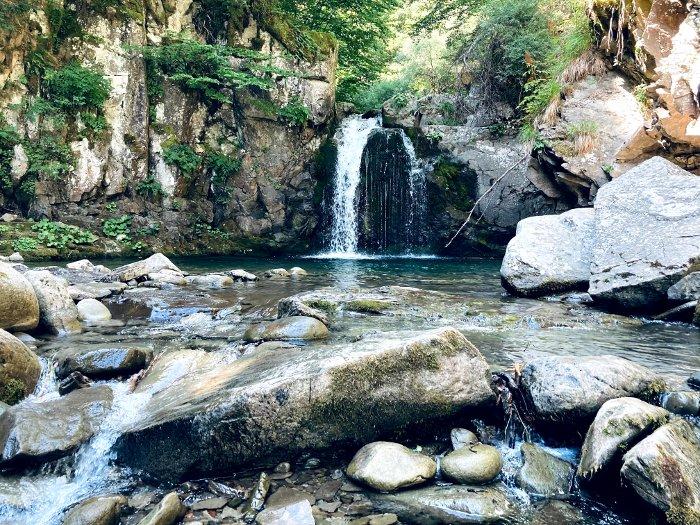 Cascata di Rioo