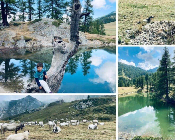 Trekking per bambini in Val Maira