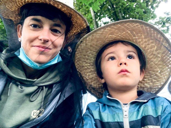 Attività di apicoltura per bambini a Reggio Emilia