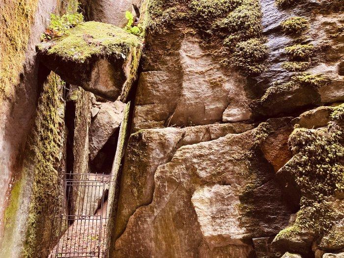 Santuario di La Verna: Sasso Spicco